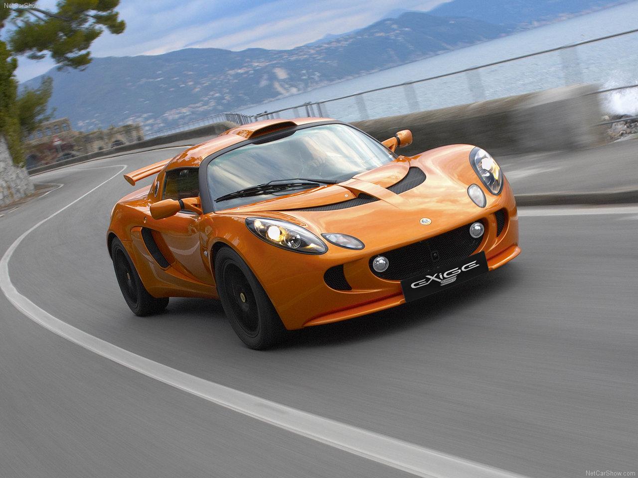 2007 Lotus Exige S | Automobile