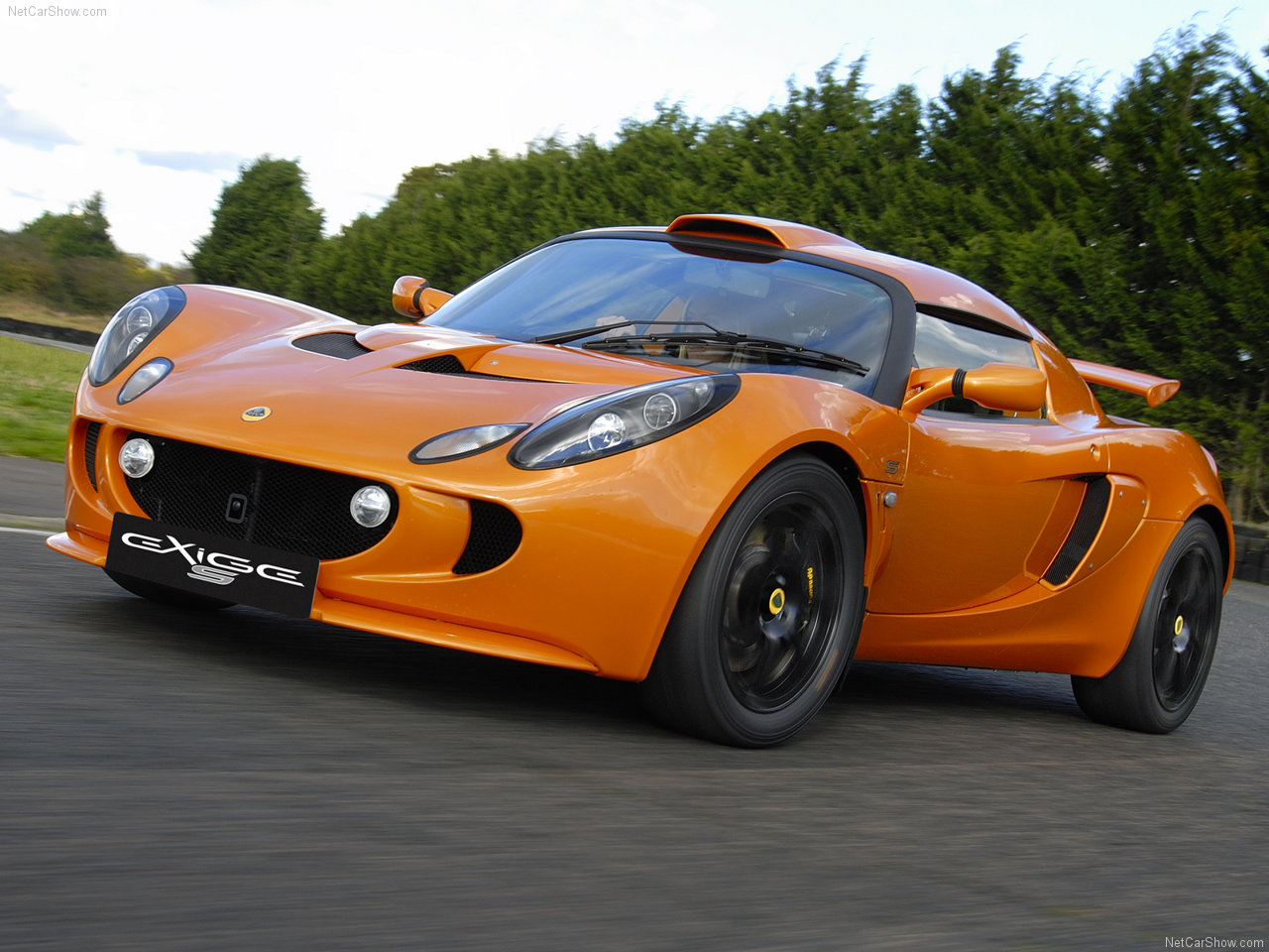 2007 Lotus Exige S Automobile