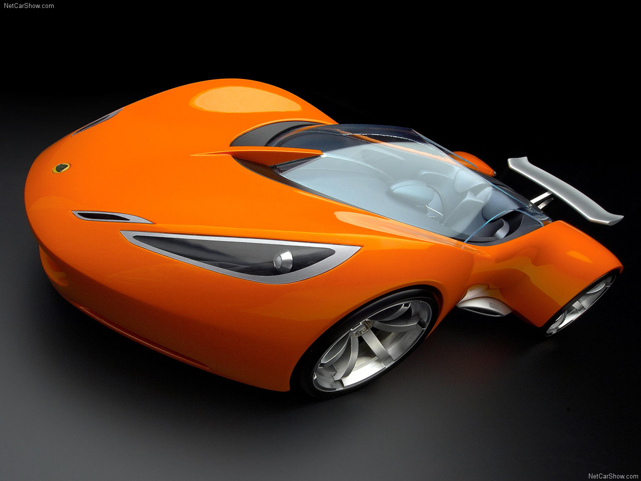 2007 Lotus Hot Wheels Concept Automobile