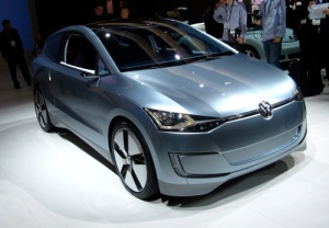 Volkswagen Eco-Friendly Hybrid Diesel Electric Mini