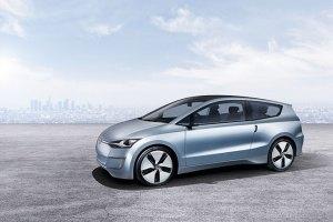 Sweet VW Diesel Hybrid