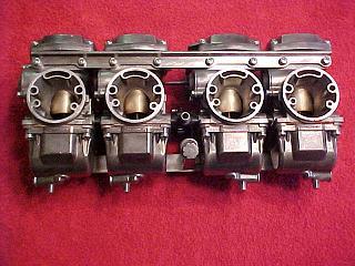 Mikuni BS34 Carburetor Upgrade Special    Automobile
