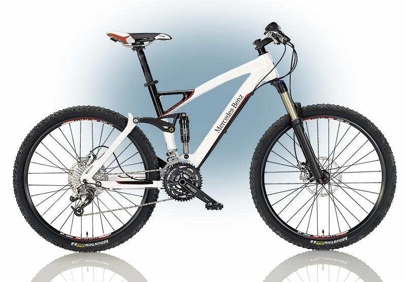 Bike automobile for Mercedes benz bike