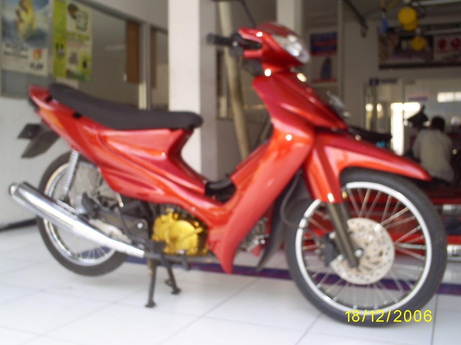 suzuki smash 2006 suzuki motorcycle modification
