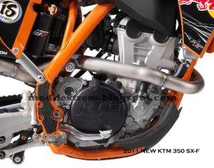 2011 NEW KTM 350 SX-F